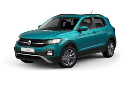 Volkswagen T-Cross SUV SUV 1.0 TSI 110PS SE 5Dr Manual [Start Stop]