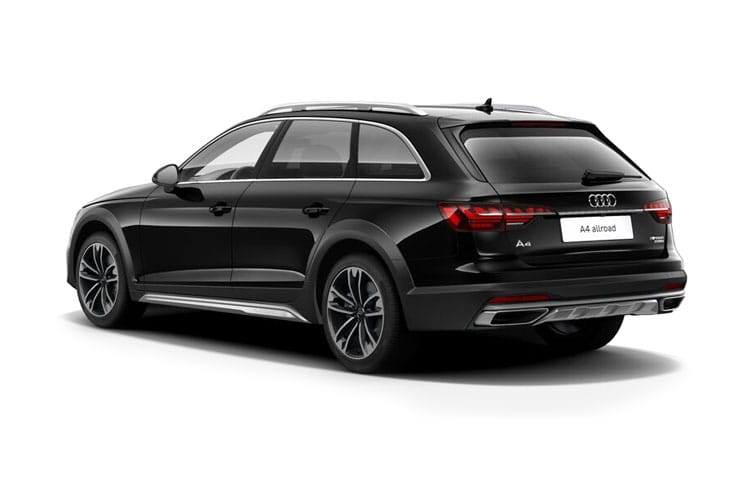 Audi A4 45 Avant quattro 5Dr 2.0 TFSI 245PS Black Edition 5Dr S Tronic [Start Stop] back view
