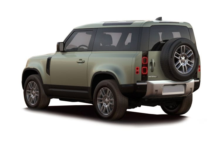 Land Rover Defender 110 SUV 5Dr 2.0 P 300PS X-Dynamic HSE 5Dr Auto [Start Stop] [Family Pack] back view