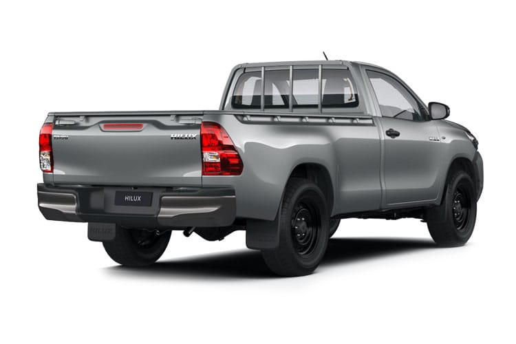 Toyota Hilux PickUp Double Cab 4wd 2.8 D-4D 4WD 204PS Invincible X Pickup Double Cab Auto [Start Stop] back view