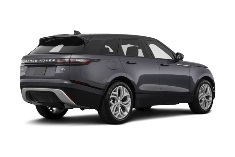 Land Rover Range Rover Velar SUV 5Dr 2.0 D MHEV 204PS R-Dynamic HSE 5Dr Auto [Start Stop] back view