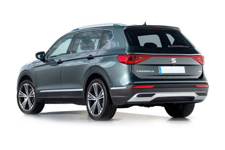 SEAT Tarraco SUV 1.5 TSI EVO 150PS XCELLENCE Lux 5Dr DSG [Start Stop] back view