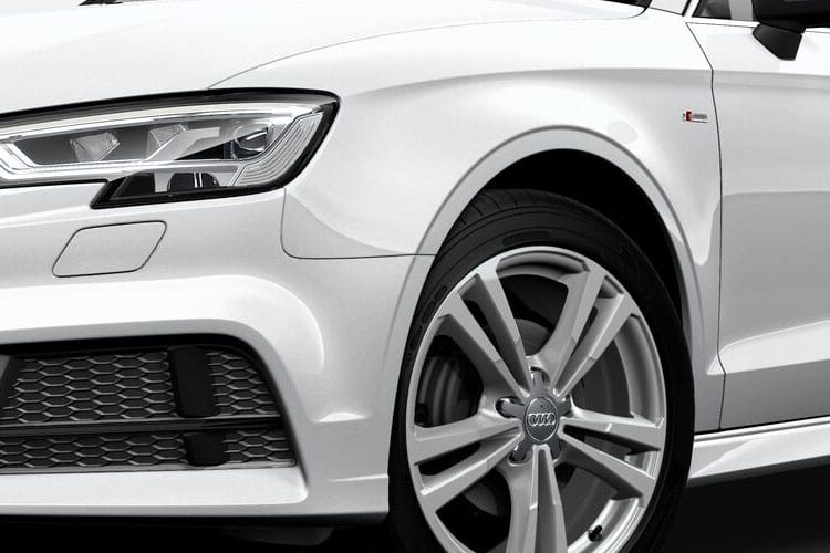 Audi A3 35 Saloon 4Dr 1.5 TFSI 150PS Edition 1 4Dr S Tronic [Start Stop] detail view