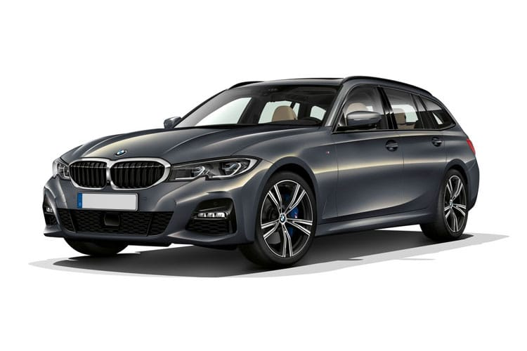 BMW 3 Series 330 Touring 2.0 e PHEV 12kWh 292PS M Sport 5Dr Auto [Start Stop] front view
