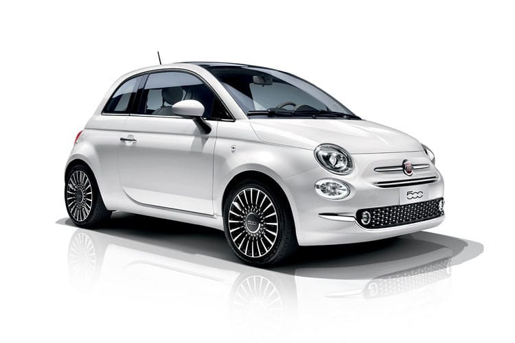 Fiat 500 Hatch 3Dr 1.0 MHEV 70PS Lounge 3Dr Manual [Start Stop] front view
