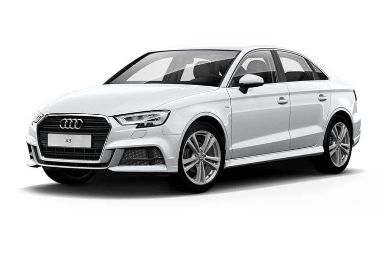Audi A3 30 Saloon 4Dr 1.0 TFSI 116PS Sport 4Dr Manual [Start Stop] [Technology] front view