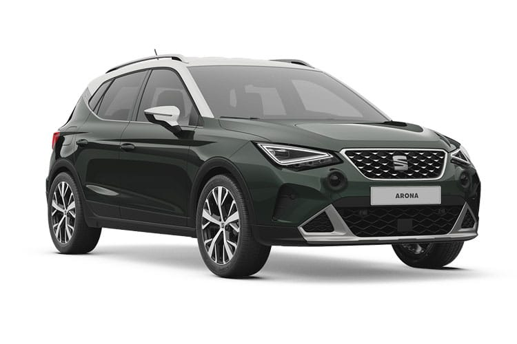 SEAT Arona SUV 1.0 TSI 115PS FR 5Dr DSG [Start Stop] front view