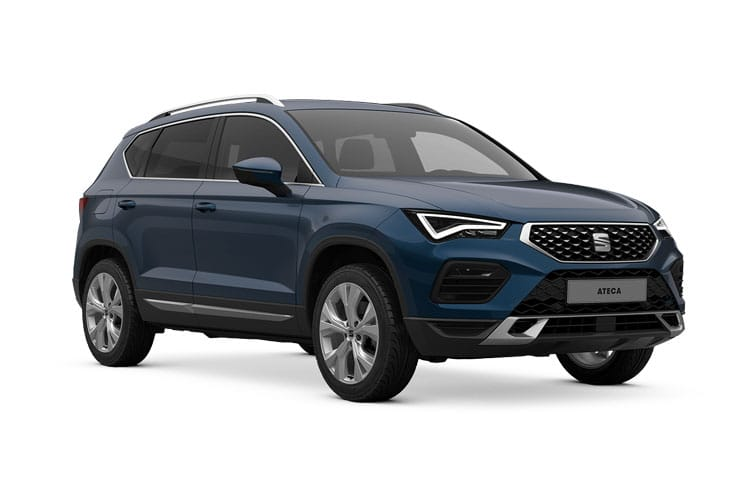 SEAT Ateca SUV 1.5 TSI EVO 150PS XPERIENCE Lux 5Dr Manual [Start Stop] front view