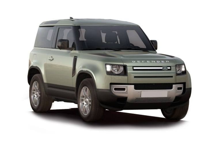 Land Rover Defender 110 SUV 5Dr 2.0 P 300PS X-Dynamic HSE 5Dr Auto [Start Stop] [Family Pack] front view
