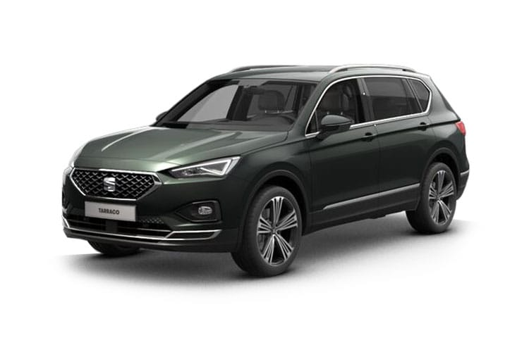 SEAT Tarraco SUV 1.5 TSI EVO 150PS XCELLENCE Lux 5Dr DSG [Start Stop] front view
