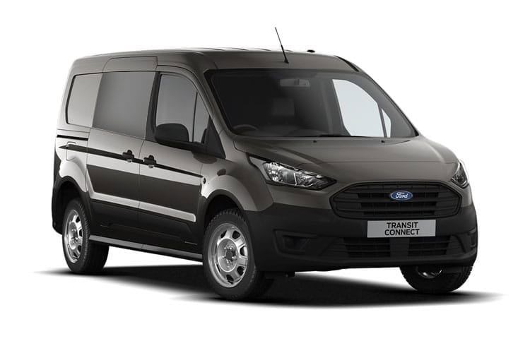 Ford Transit Connect 220 L1 1.0 EcoBoost FWD 100PS Trend Crew Van Manual [Start Stop] [DCiV] front view