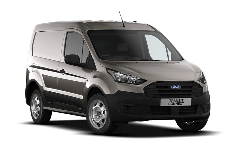 Ford Transit Connect 200 L1 1.5 EcoBlue FWD 120PS Limited Van Auto [Start Stop] front view