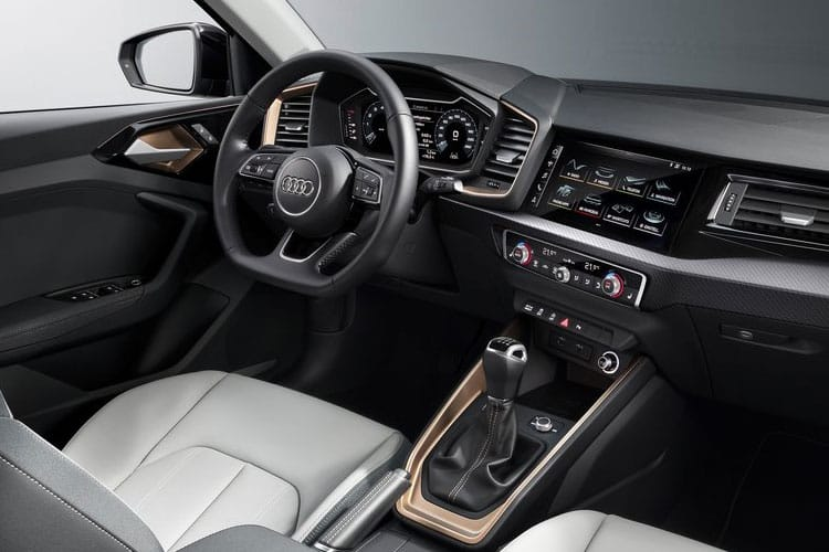 Audi A1 25 Sportback 5Dr 1.0 TFSI 95PS Sport 5Dr Manual [Start Stop] [Technology] inside view