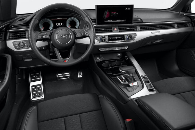 Audi A5 40 Cabriolet 2Dr 2.0 TDI 190PS Sport 2Dr S Tronic [Start Stop] [Technology] inside view