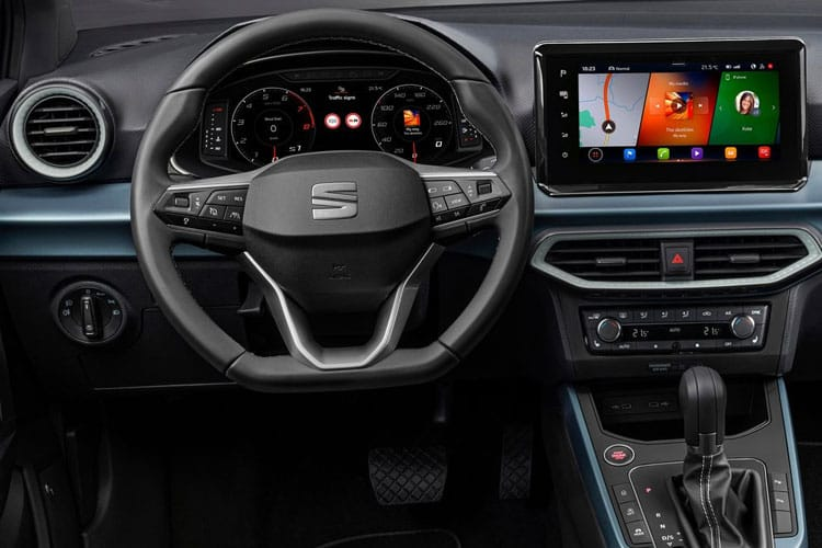 SEAT Arona SUV 1.0 TSI 115PS FR 5Dr DSG [Start Stop] inside view