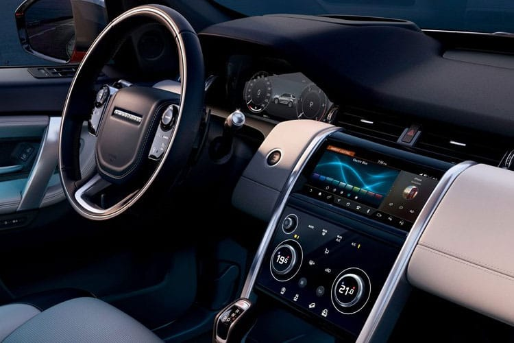 Land Rover Discovery Sport SUV 2.0 P MHEV 200PS SE 5Dr Auto [Start Stop] [7Seat] inside view