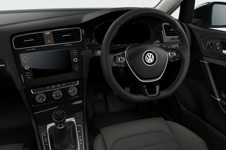 Volkswagen Golf Hatch 5Dr 1.5 eTSI MHEV 130PS Style 5Dr DSG [Start Stop] inside view
