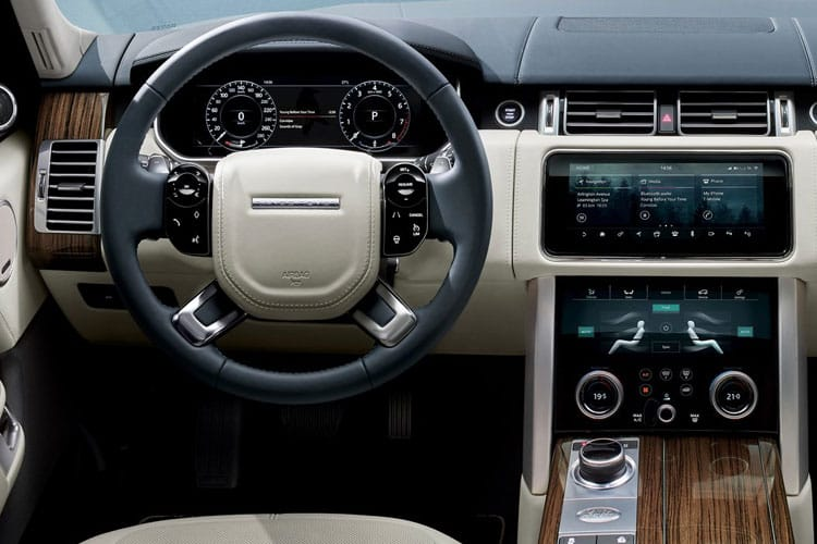 Land Rover Range Rover SUV 4.4 SD V8 339PS Vogue 5Dr Auto [Start Stop] inside view
