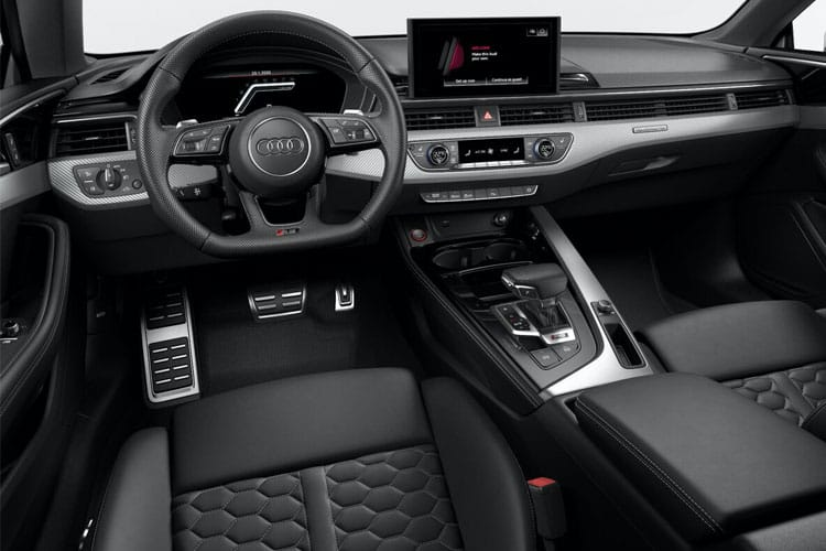 Audi A5 30 Sportback 5Dr 2.0 TDI 136PS S line 5Dr S Tronic [Start Stop] [Comfort Sound] inside view