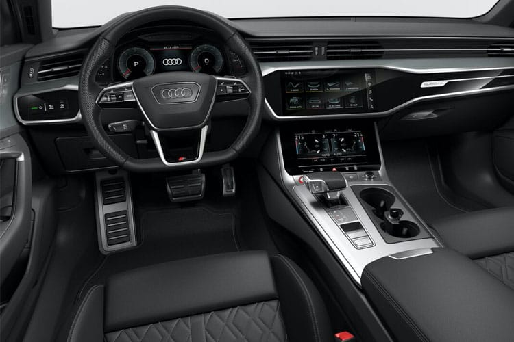 Audi A6 45 Saloon quattro 2.0 TFSI 265PS Sport 4Dr S Tronic [Start Stop] [Technology] inside view