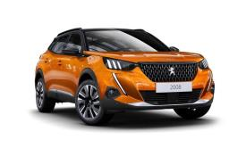 Peugeot 2008 SUV car leasing
