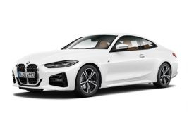 BMW 4 Series Coupe car leasing