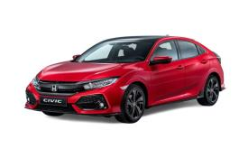 Honda Civic Hatchback car leasing