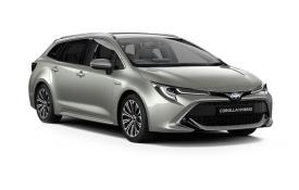 Toyota Corolla Estate car leasing
