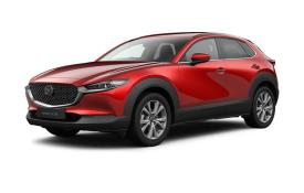 Mazda CX-30 SUV car leasing