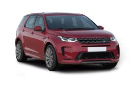 Land Rover Discovery Sport SUV car leasing