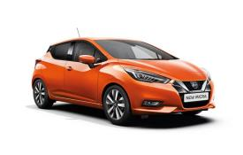 Nissan Micra Hatchback car leasing